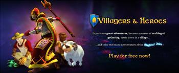 Villagers & Heroes - image