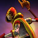 Villagers & Heroes - logo