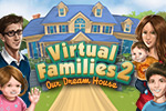Who knew that people lived inside your computer?  Adopt a teeny, tiny person, who needs your help, in Virtual Families 2: Our Dream House.