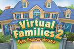 Care for a tiny person who lives in your Android device! In Virtual Families 2: Our Dream House, decorate their home and help them raise a family!