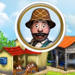 Virtual Farm - Virtual Farm charges you with turning a small farm into a booming success! - logo