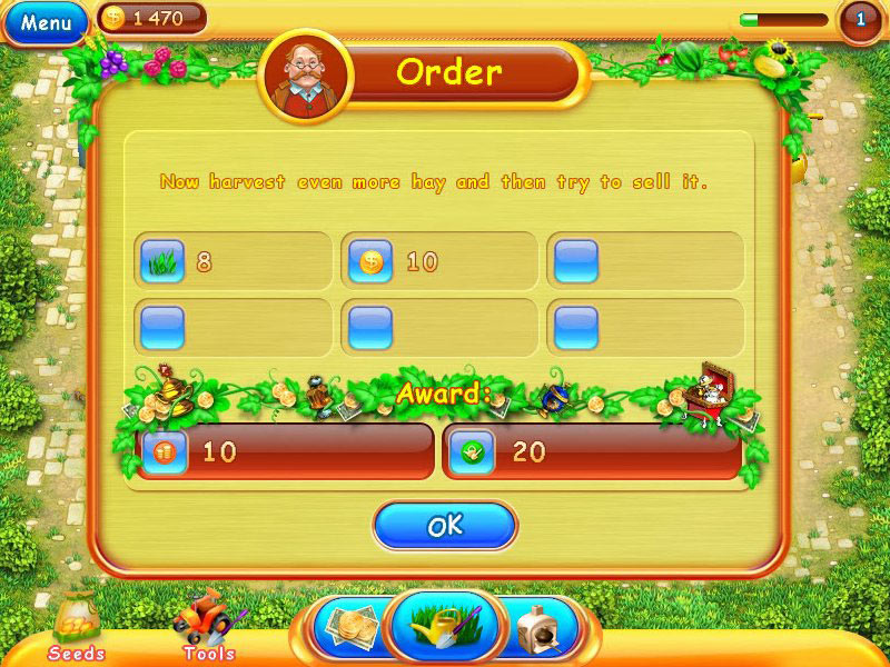 Virtual Farm 2 screen shot