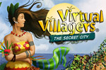 Guide a tribe of people in the real-time sim adventure Virtual Villagers 3!