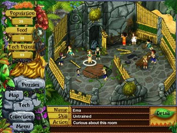 Virtual Villagers - The Secret City screen shot