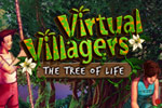 Guide a new tribe of castaways in Virtual Villagers 4 - Tree of Life!
