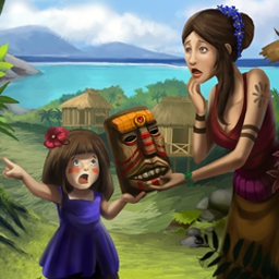Virtual Villagers 5 - New Believers - Impress the unruly natives and show them your power in Virtual Villagers 5! - logo