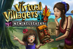 Impress the unruly natives and show them your power in Virtual Villagers 5!