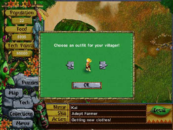 Virtual Villagers 2 - The Lost Children screen shot