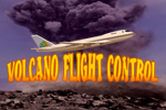 Get ready to brave those perilous ash clouds in Volcano Flight Control!