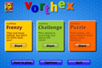 Screenshot of VortHex