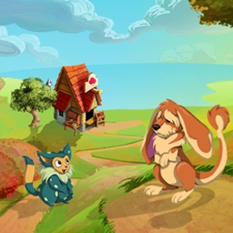 Wandering Willows - Find and befriend unique pets that help you explore Wandering Willows! - logo