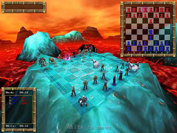 War Chess screen shot