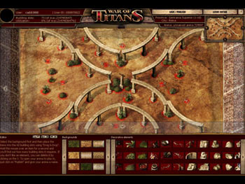 War of Titans screen shot