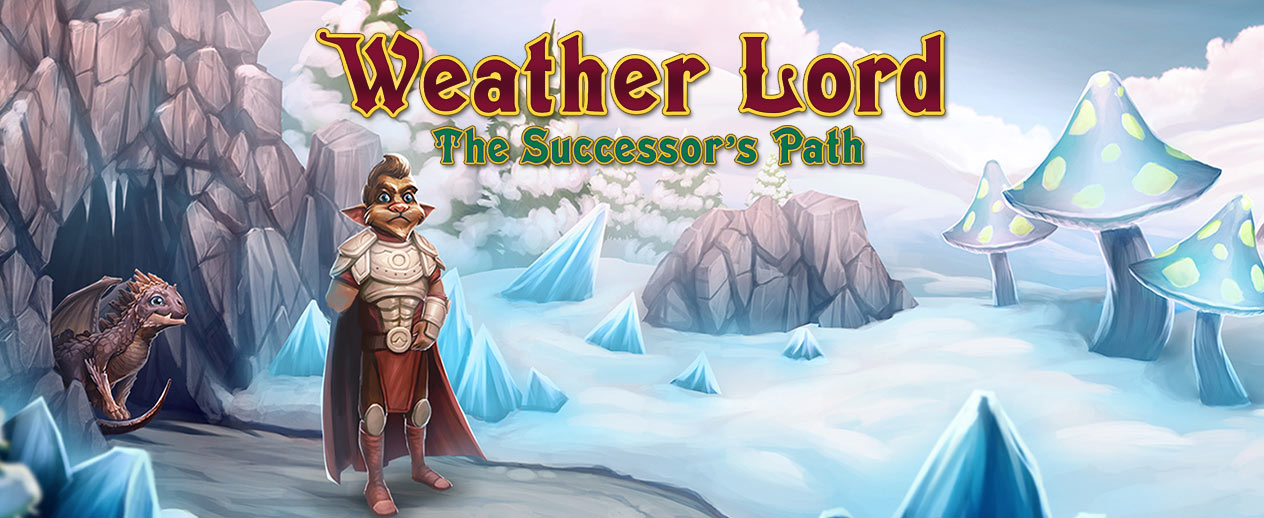 Weather Lord: The Successor's Path - Use the power of the elements! - image