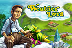 There's a 100 percent chance of FUN when you play Weather Lord, a unique time management game that puts the forces of nature at your fingertips!