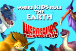 Play and learn at Webosaurs, the only place where kids rule the earth!
