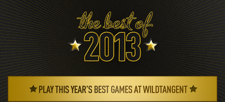 Best Games of 2013