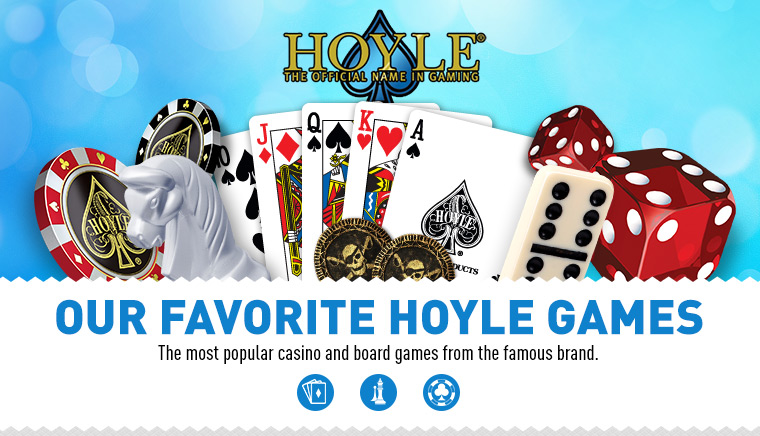 Our Favorite Hoyle Games