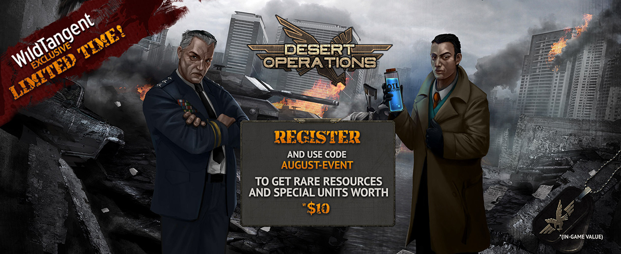 Desert Operations - Desert Operations - image