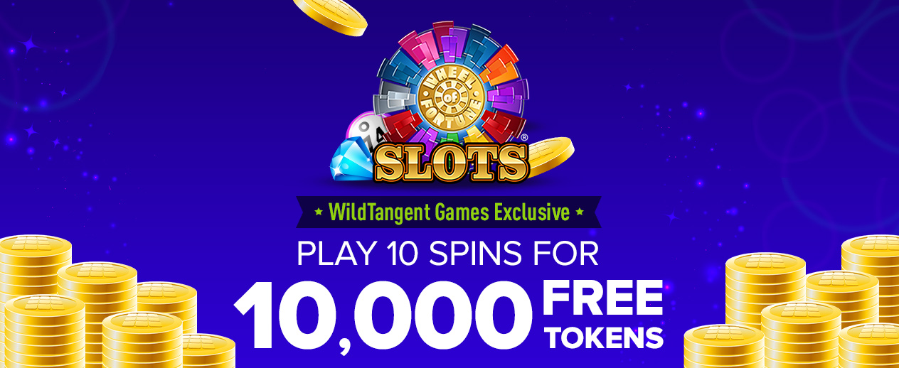Start Spinning! - 10,000 Free Tokens! - image