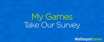 My Games Survey - image