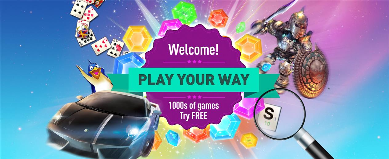 Welcome to WildTangent - See our newest games! - image