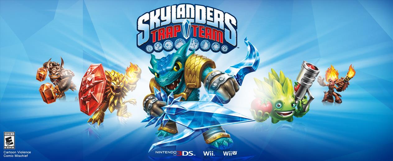 Skylanders - Advertisement - image