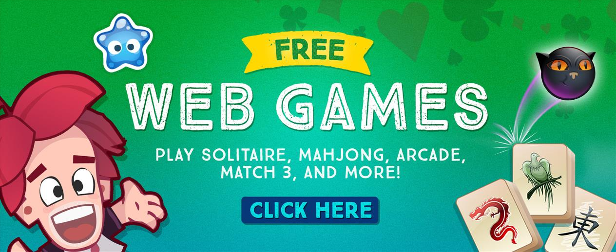 Free Web Games! - Play on! - image