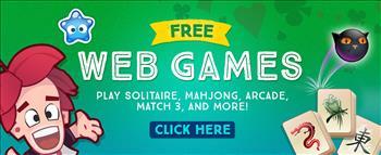 Free Web Games! - image