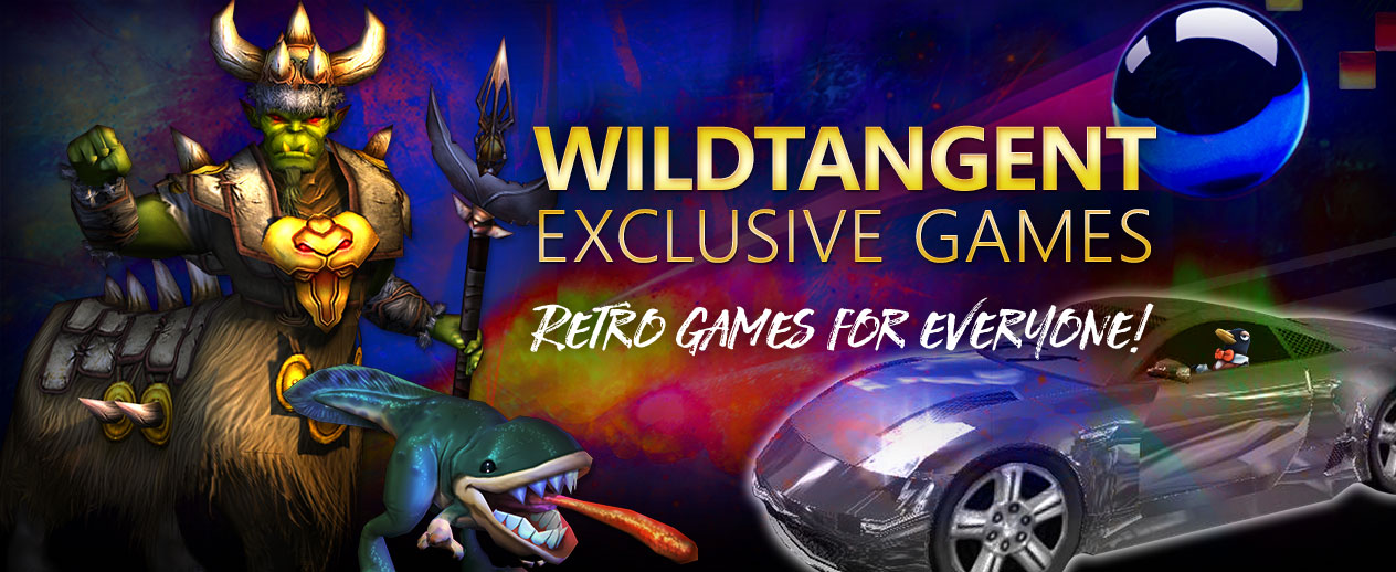 WildTangent Exclusive Games - WildTangent Exclusive Games - image