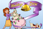 The makers of Diner Dash® bring you more plate-spinning fun, wedding style!