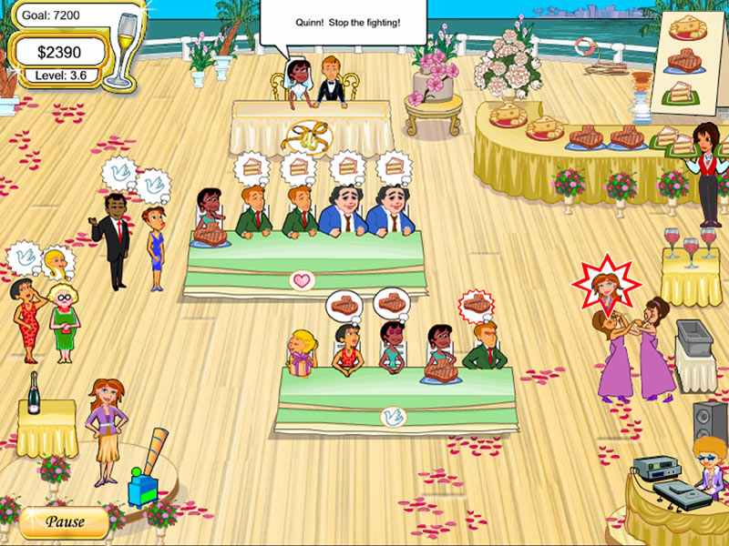 Wedding Dash screen shot