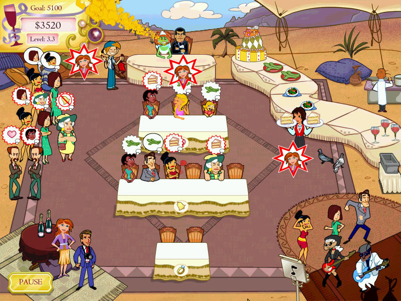 Wedding Dash 2 - Rings Around the World screen shot