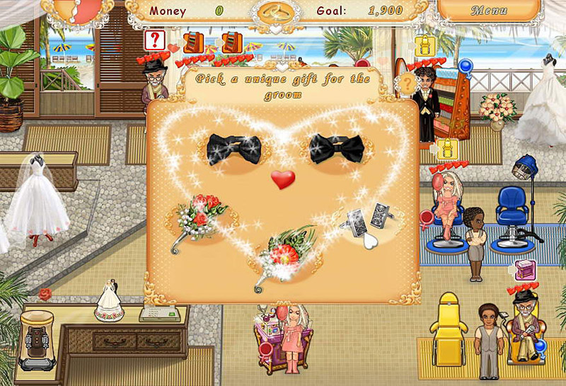 Wedding Salon screen shot
