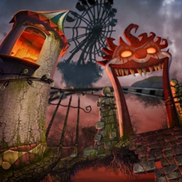 Weird Park: Broken Tune - With its gripping story, intense atmosphere, and challenging puzzles, Weird Park: Broken Tune is a game no hidden object fan should miss! - logo
