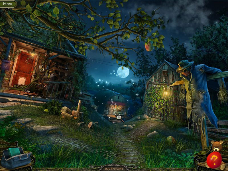 Weird Park: Scary Tales screen shot