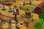 Screenshot of Westward II - Heroes of the Frontier