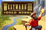 Build and defend a new frontier settlement in Westward III: Gold Rush!
