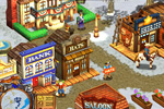 Screenshot of Westward III - Gold Rush