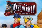 Ride the rails to fun and adventure in Westward® IV - All Aboard!