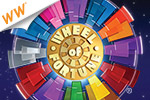 Play the tournament edition of Wheel of Fortune for a chance to win cash!