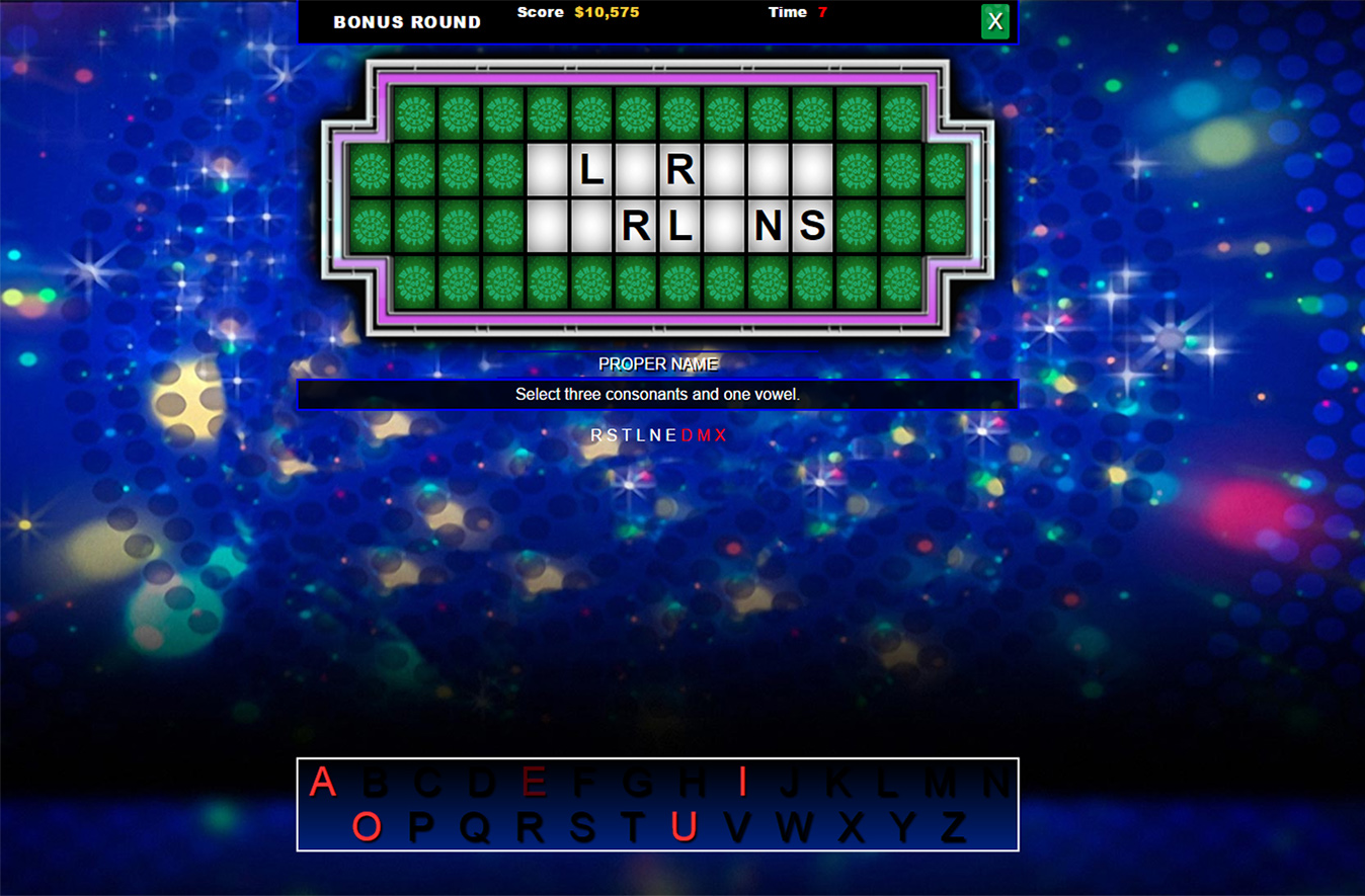 Cash Tournaments - Wheel of Fortune® screen shot