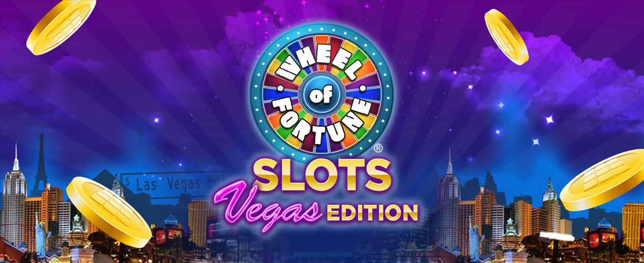 Wheel of Fortune Slots - Vegas Edition - Spin to win! - image