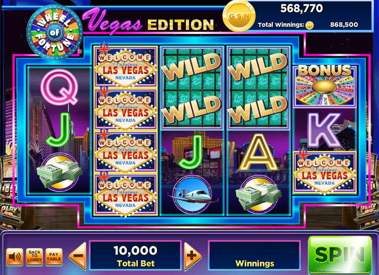 downloadable wheel of fortune slots
