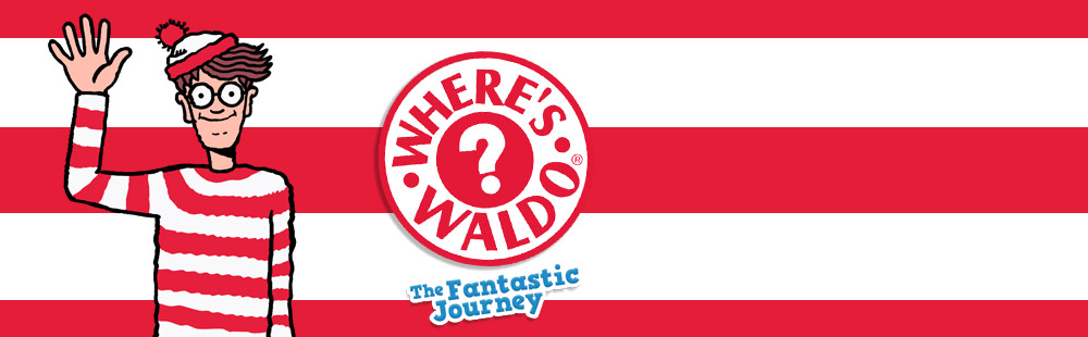 Where's Waldo The Fantastic Journey