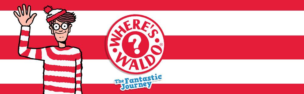 Where's Waldo The Fantastic Journey
