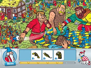 Where's Waldo The Fantastic Journey screen shot