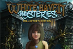 White Haven Mysteries Collector's Edition is a nail-biting hidden object thriller. Explore eerie scenes to find an antidote and unravel a mystery.