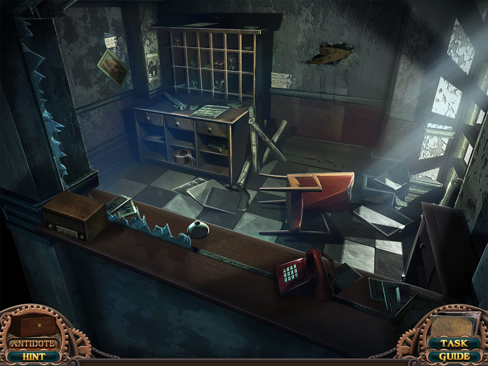 White Haven Mysteries Standard Edition screen shot