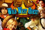 Delve into 50 beautiful Wild West locations and meet dozens of iconic western characters on a Wild West Quest like no other!